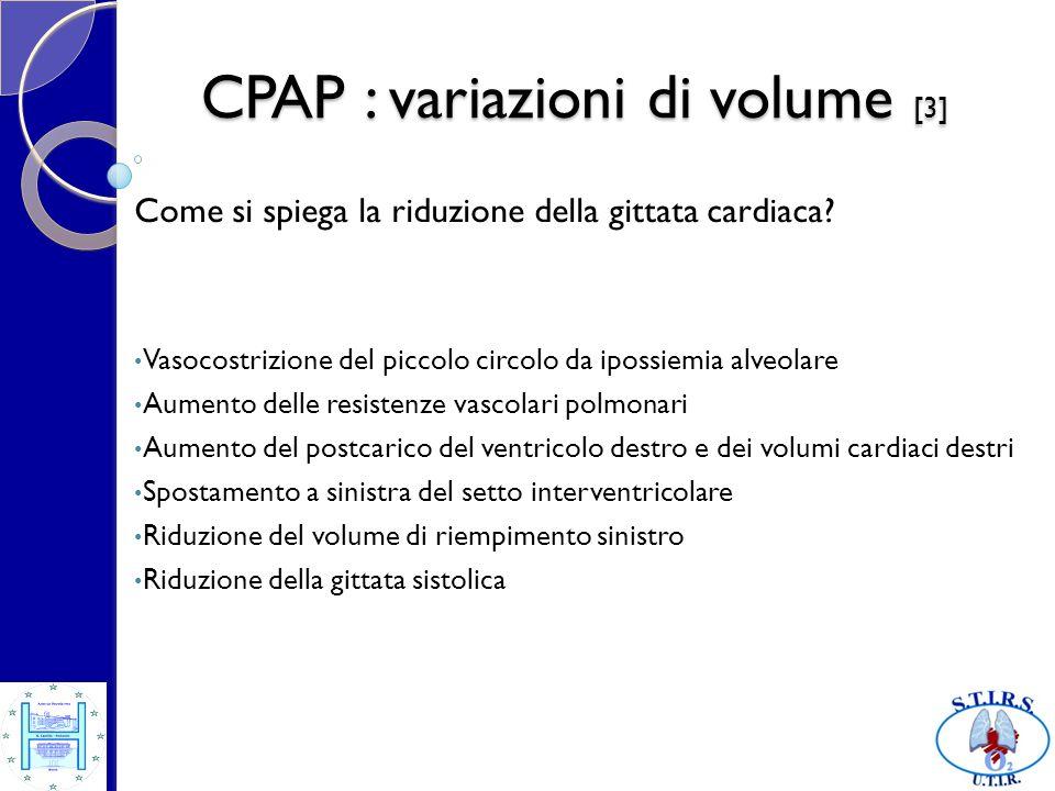 CPAP : variazioni di volume [3]